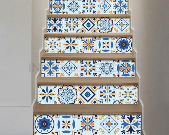 Decorazione per scale-heavenly stairs-adesivo per scale