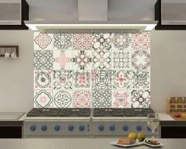 Cream azulejos-adesivi per piastrelle