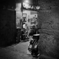 Napoli on Rolleiflex