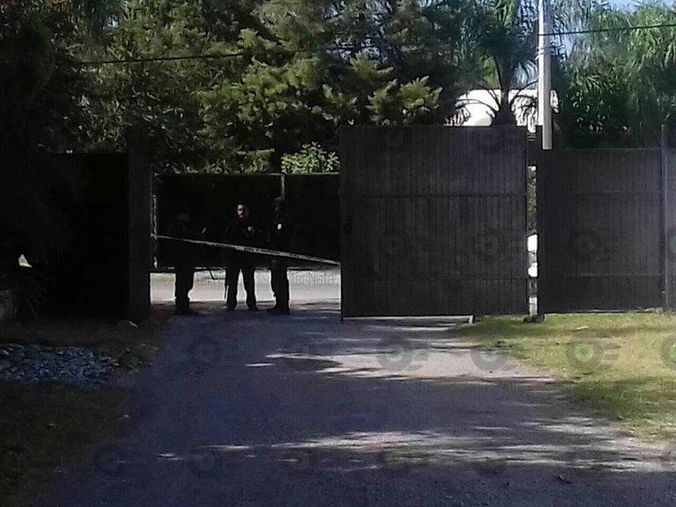 ENCUENTRAN A #HOMBRE #SINVIDA