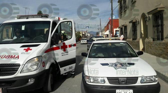 #ATROPELLAN A HOMBRE ENFRENTE DE PLAZA LAS MORAS