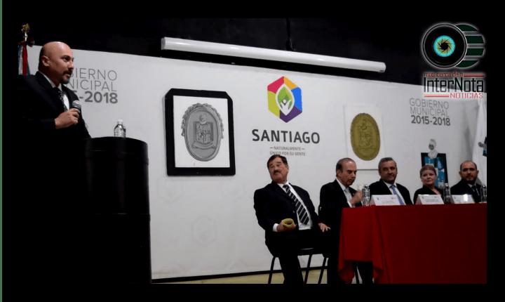 ENTREGAN MEDALLA CAPITÁN DIEGO RODRÍGUEZ DE MONTEMAYOR