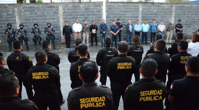 CONTINÚAN REALIZANDO CATEOS EN PUNTOS ESTRATÉGICOS DEL MUNICIPIO.