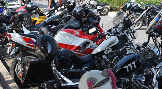 ACUDEN MÁS DE 1500 MOTOCICLISTAS AL MUNICIPIO DE ALLENDE N.L. PARA CELEBRAR EL DÍA DEL MOTOCICLISTA