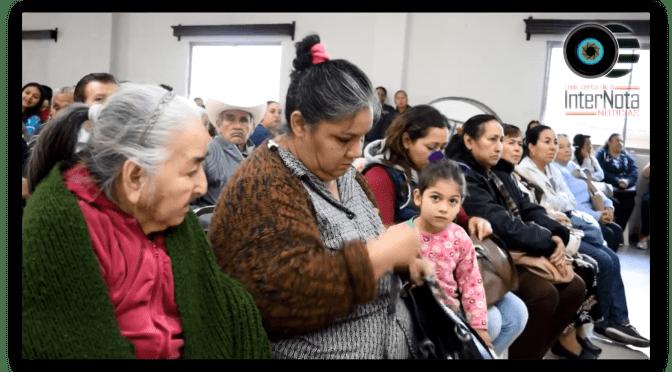 ENTREGAN APOYO DEL PROGRAMA PROSPERA EN EL MUNICIPIO DE GENERAL TERÁN, N.L