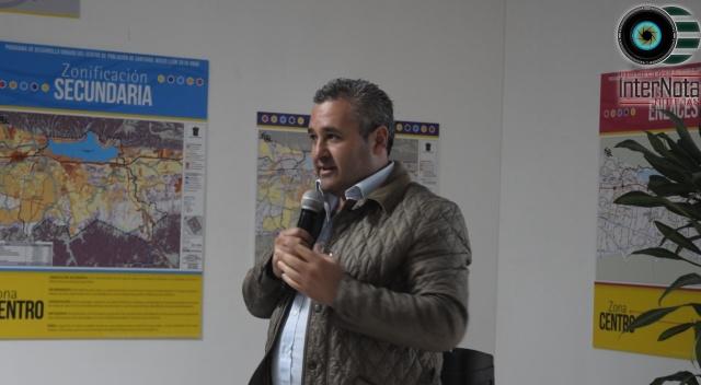 PRESENTAN DE MANERA PÚBLICA EL PLAN DE DESARROLLO URBANO 2018-2050 EN SANTIAGO, N.L