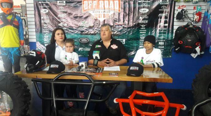 «SEMANA DEL OFF ROAD EXPO-FEST 2018» CONFERENCIA DE PRENSA