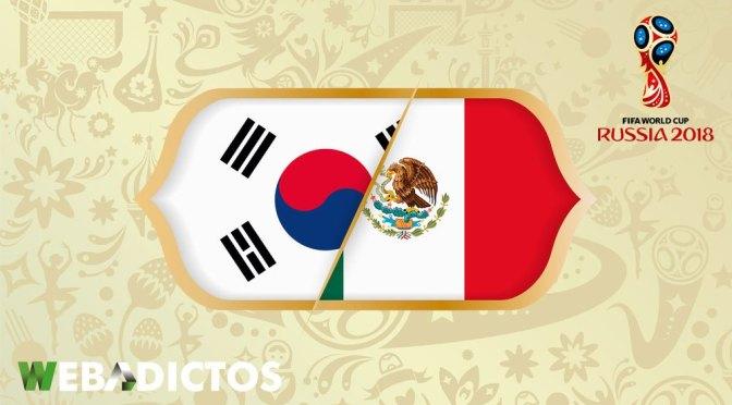 GRAN PARTIDO MÉXICO VS. COREA DEL SUR ¡¡TOTALMENTE EN VIVO!!