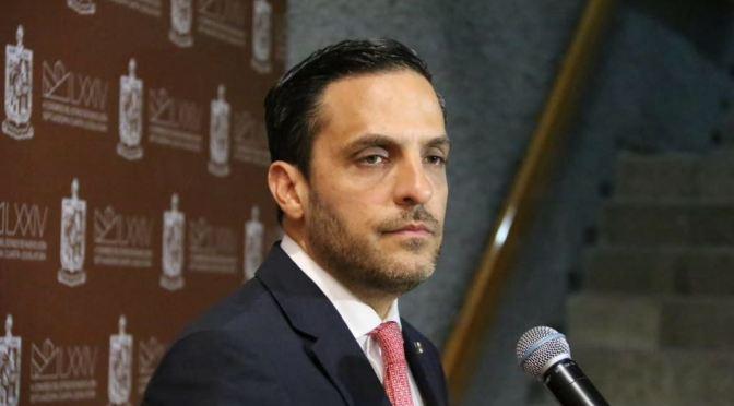BUSCA MARCO GONZALEZ OBTENER ÁREAS DE ESPARCIMIENTO EN PARQUES DE NUEVO LEÓN.