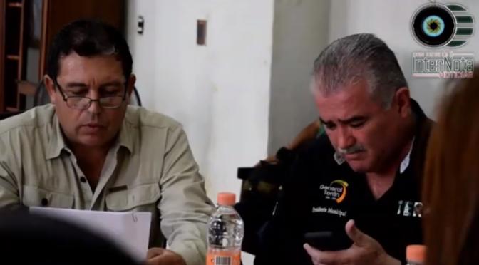 REALIZAN JUNTA ORDINARIA DE CABILDO EN EL MUNICIPIO DE GENERAL TERÁN, N.L