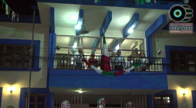 CELEBRAN 208 ANIVERSARIO DEL GRITO DE INDEPENDENCIA EN RAYONES NUEVO LEÓN