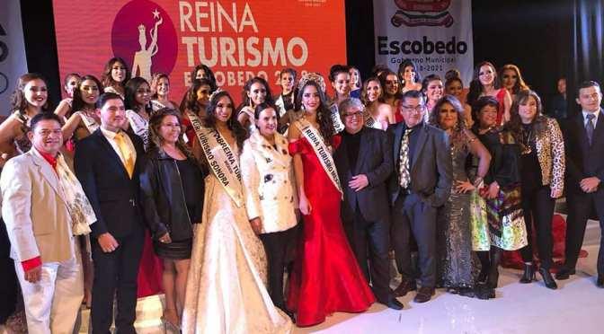 VICTORIA HEREDIA OBTIENE EL TITULO DE REINA TURISMO MEXICO 2018