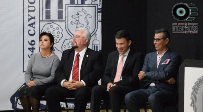 """LLEVAN A CABO LA CEREMONIA DE ENTREGA DE MEDALLA """"CAPITÁN DIEGO RODRÍGUEZ DE MONTEMAYOR"""" EN SANTIAGO N.L."""
