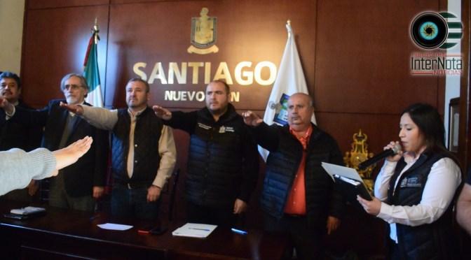 INSTALAN COMITÉ MUNICIPAL DE SALUD Y DE CONSEJO CONTRA LAS ADICCIONES EN SANTIAGO NUEVO LEÓN.