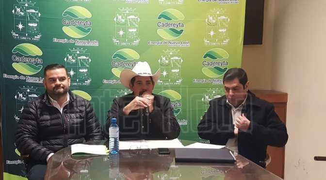 REALIZAN PRESENTACIÓN DE GLOSA CON UNA DEUDA DE MAS $165,879,461 EN CADEREYTA N.L.