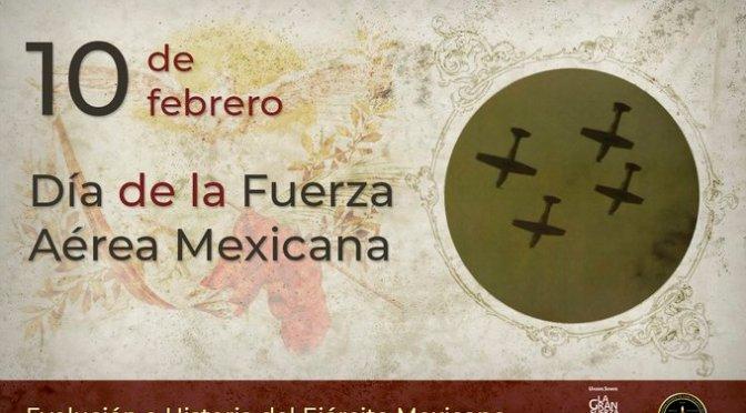 """#UNDÍACOMOHOY SE CONMEMORA EL """"DÍA DE LA FUERZA AÉREA MEXICANA"""", EN 1944 LA AVIACIÓN MILITAR ADQUIERE EL CARÁCTER CONSTITUCIONAL DE FUERZA ARMADA."""