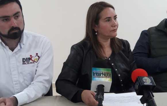 #ENVIVO PRESIDENTA DEL DIF MUNICIPAL VERÓNICA GARZA DE VILLAGOMEZ NOS HABLA DE UN VÍDEO QUE CIRCULO POR REDES SOCIALES SOBRE UNA RIÑA DE MENORES.