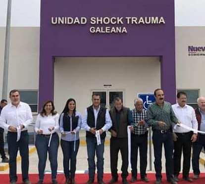 INAUGURAN HOSPITAL SHOCK TRAUMA
