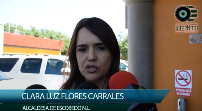 ALCALDESA DE ESCOBEDO CLARA LUZ FLORES CARRALES VISITA LA REGION CITRÍCOLA MENCIONANDO QUE LE GUSTA VISITAR POR SUS PARAJES Y GASTRONOMÍA Y SEÑALADO QUE HA SIDO RECONOCIDA POR SU MODELO DE SEGURIDAD EN SU MUNICIPIO.