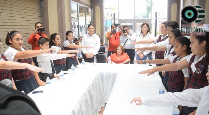 LLEVAN A CABO PRIMERA JUNTA DE CABILDO JUVENIL EN GENERAL TERÁN N.L.