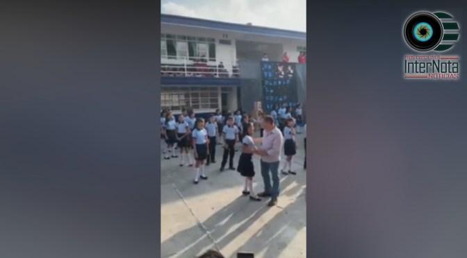 #ENLOVIRAL ¡PAPÁ AL RESCATE! SALVA A SU HIJA EN BAILE DE GRADUACIÓN