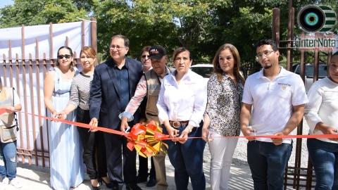 INAUGURAN OFICINAS DE CENTRO INTEGRADOR DE BIENESTAR EN MONTEMORELOS N.L.