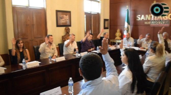 ALCALDE JAVIER CABALLERO GAONA SOLICITA PERMISO ANTE EL CABILDO PARA RECIBIR GALARDÓN EN MEDELLÍN COLOMBIA.