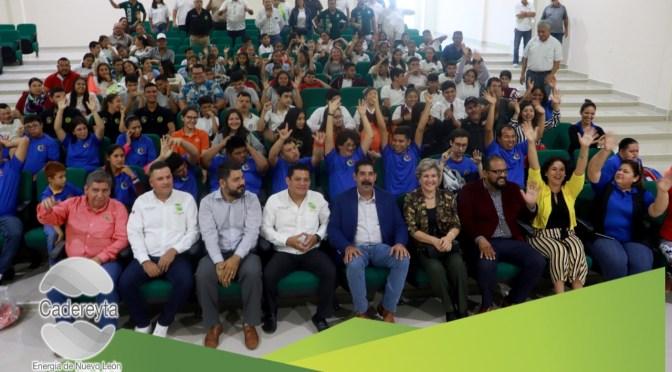 PREMIAN PRIMEROS LUGARES DE OLIMPIADA Y PARALIMPIADA 2019. ¡