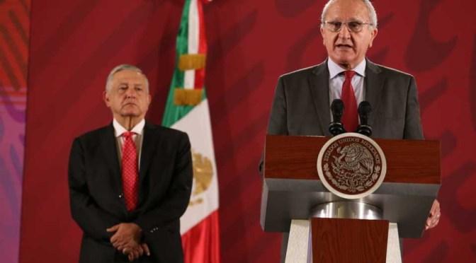 BUSCAN APROBAR TRATADO COMERCIAL T-MEC QUE AYUDARA A IMPULSAR EL DESARROLLO EN MÉXICO