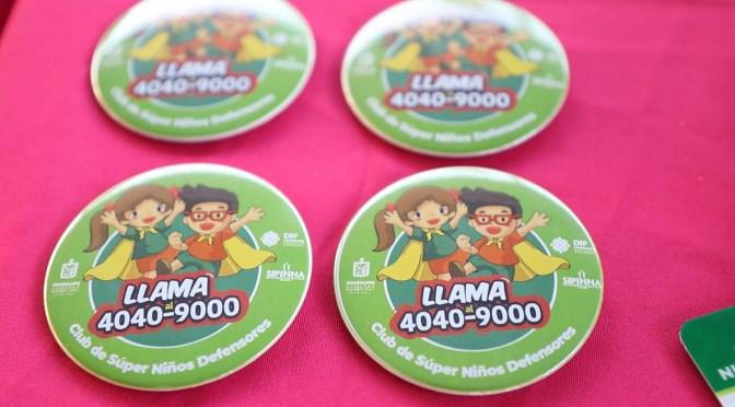 LLEGA MUNICIPIO DE GUADALUPE A 100 SÚPER NIÑOS DEFENSORES DE LOS DERECHOS DE LA INFANCIA