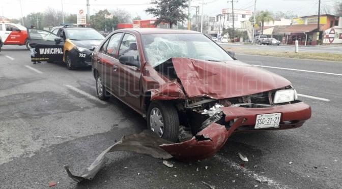 ACCIDENTE EN EL FAISÁN