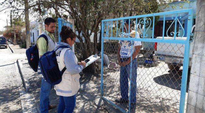 ARRANCAN CON EL CENSO DE POBLACIÓN Y VIVIENDA 2020 EN EL MUNICIPIO DE HUALAHUISES, N.L.