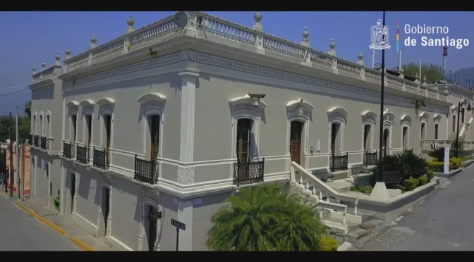 ADMINISTRACIÓN MUNICIPAL DE SANTIAGO NUEVO LEÓN SE SOLIDARIZA ANTE LA PRESENTE CONTINGENCIA DE SALUD Y LOS FUNCIONARIOS DE LA MISMA HAN DECIDIMOS DONAR UN DÍA DE SU SUELDO PARA COMPLEMENTAR EL FONDO ECONÓMICO DE CONTINGENCIA Y PODER AYUDAR A 200 FAMILIAS MÁS