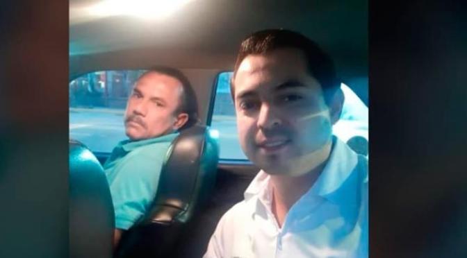 Taxistas dan servicio a mitad de precio a personal médico.