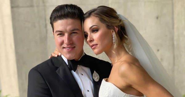 MARIANA RODRÍGUEZ CANTÚ Y SAMUEL GARCÍA PERDIERON A SU BEBÉ.