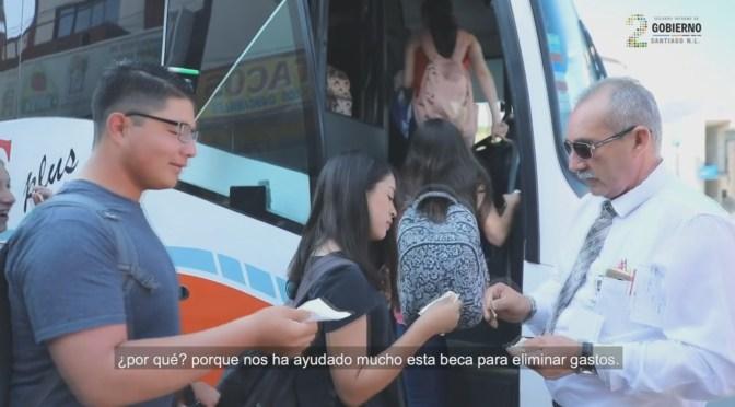 SEGUNDO INFORME DE GOBIERNO, SANTIAGO NUEVO LEÓN.