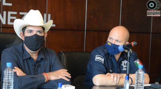 COMENTA ALCALDE DE CADEREYTA JIMÉNEZ, ERNESTO QUINTANILLA VILLARREAL QUE TRABAJADORES DE LA ADMINISTRACIÓN MUNICIPAL TENDRÁN SU AGUINALDO EN TIEMPO Y FORMA.