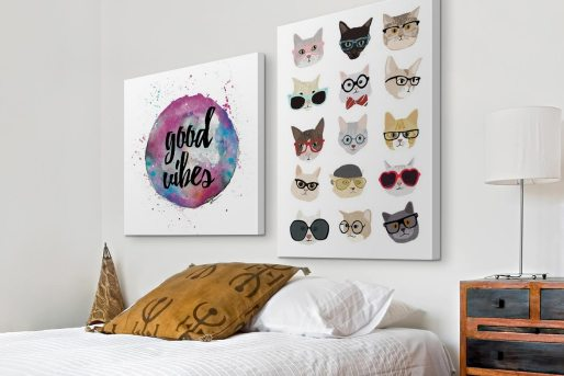 This is one of the best ways to make your dorm room feel like home!