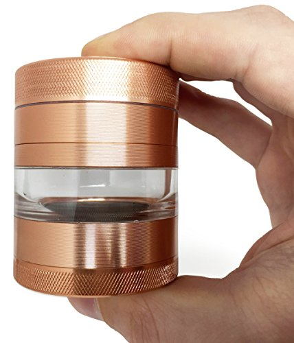 Check out these stunning rose gold kitchen accessories.
