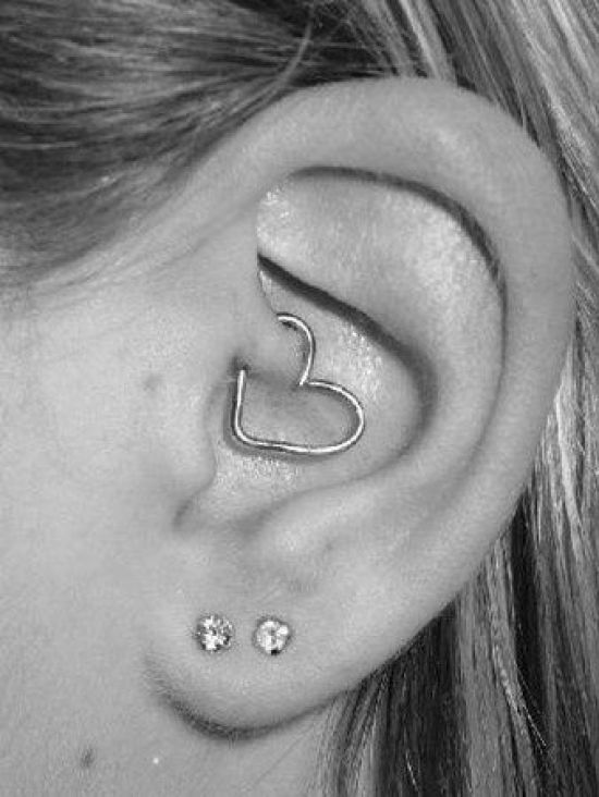 Check out this unique piercing we love!