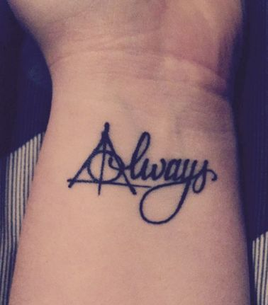 Check out this list of the best harry potter tattoos that you'll absolutely love!