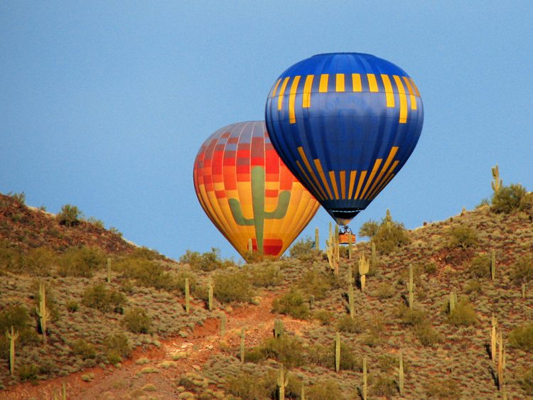 Here are some fantastic things to do in the Sonoran Desert on your way out there!