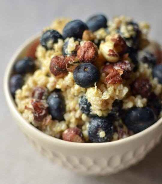 Here are some super simple vegetarian breakfast ideas you can make quick!