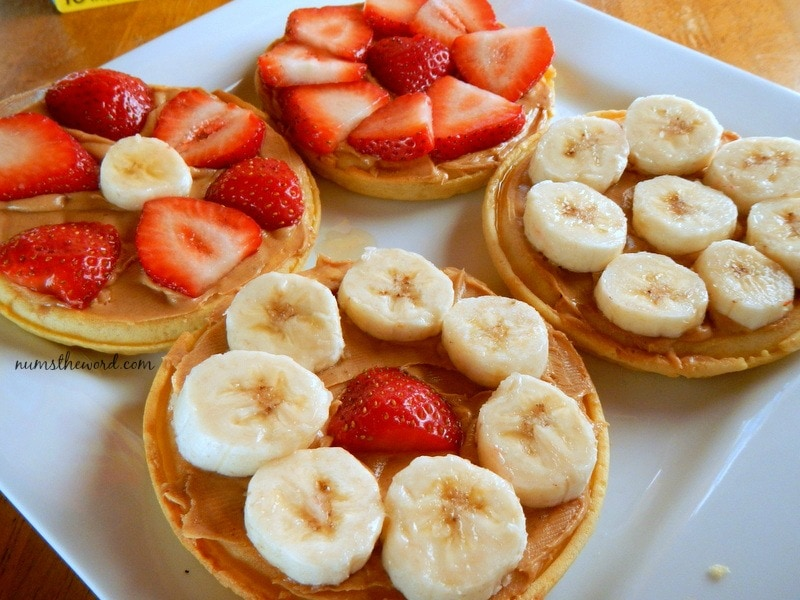 Here are some great, simple breakfast ideas for your morning!