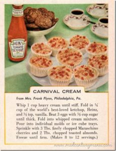 retro food recipes
