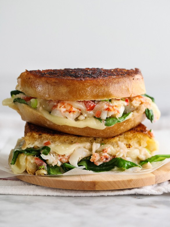 12. Lobster Grilled Cheese | 12 Creative Grilled Cheese Recipes You Never Thought Of Until Now