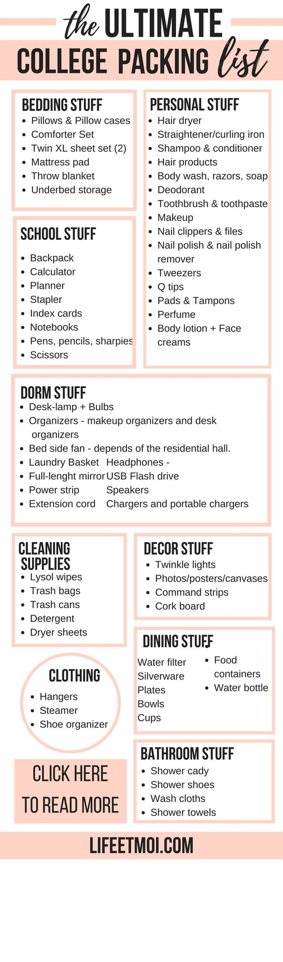 College Move-In Day Hacks Every Freshman Needs To Know