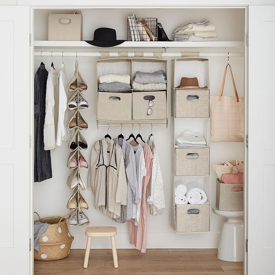 10 Smart Ways To Organize Your Bedroom Closet You Need To Try
