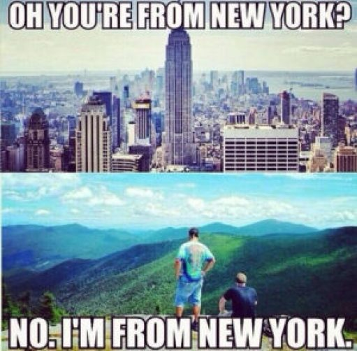 Here are the signs you grew up in New York state!