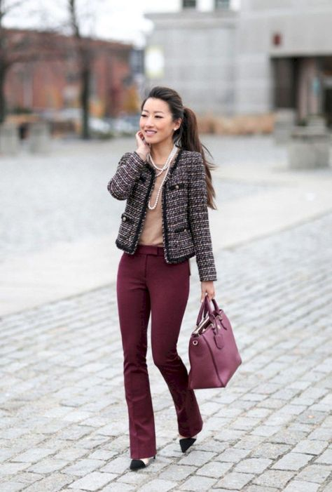 Check out this capsule wardrobe for work!